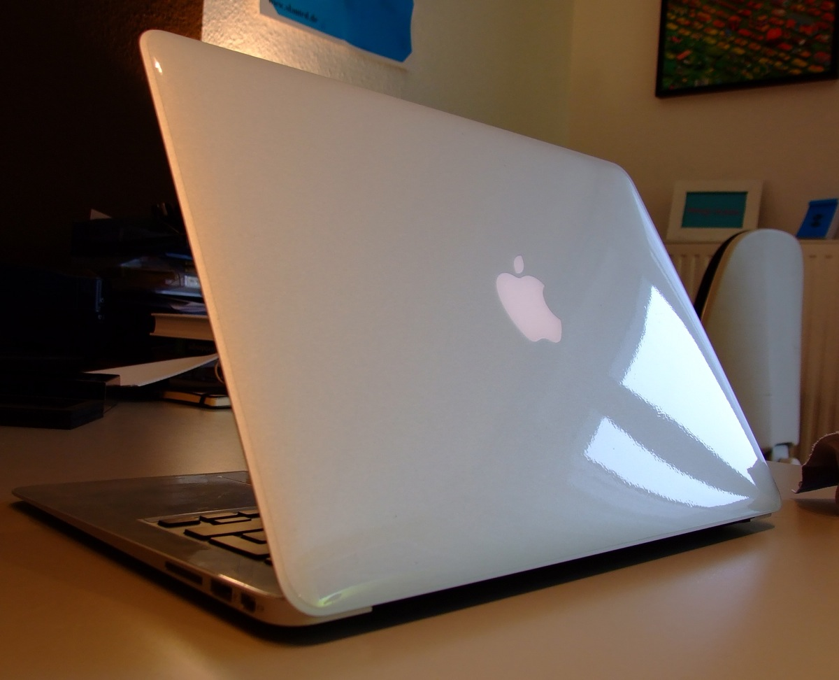 Invisible Shield Macbook Air01
