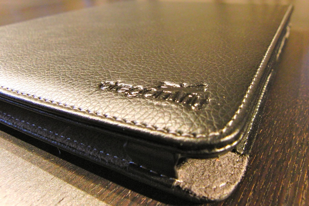 DragonFly iPad Leather Case Herald
