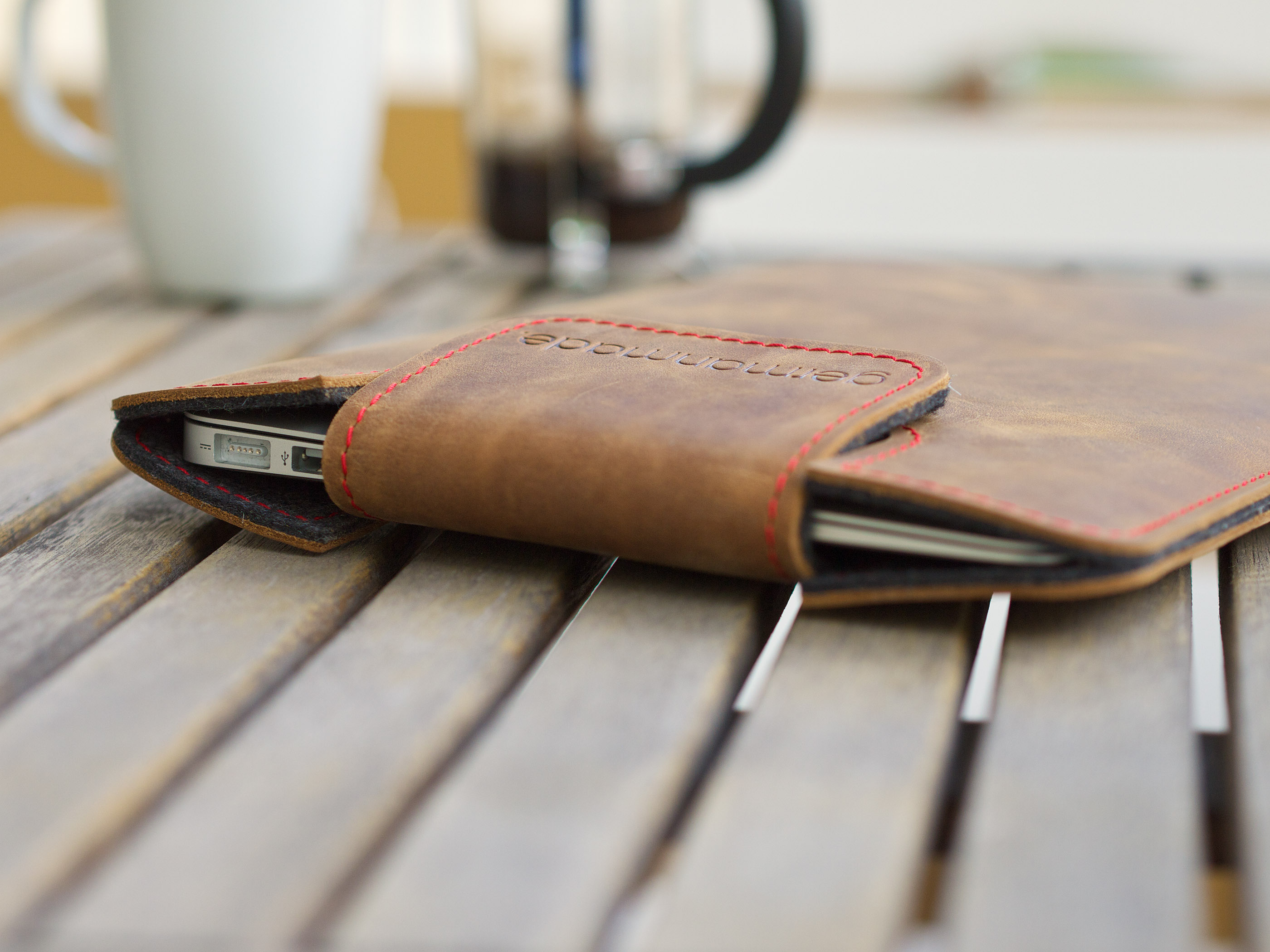 germanmade. MacBook Sleeve