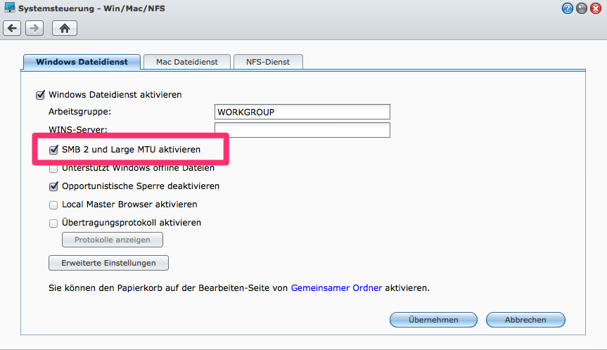 Synology_DiskStation SMB 2