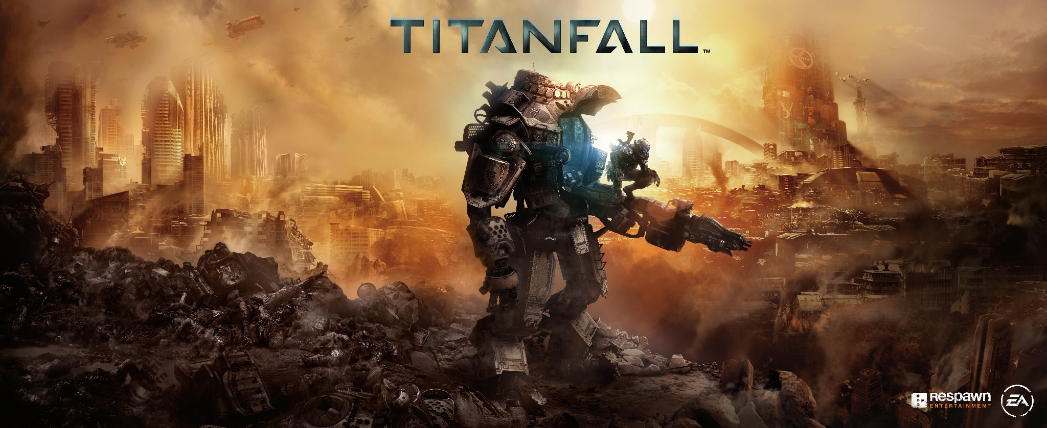 Titanfall Cover Impression