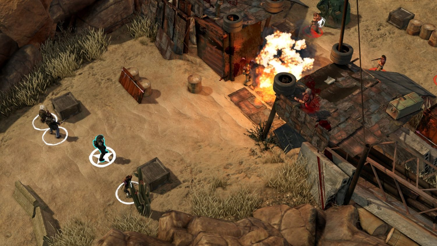 Wasteland 2 Screenshot 00005