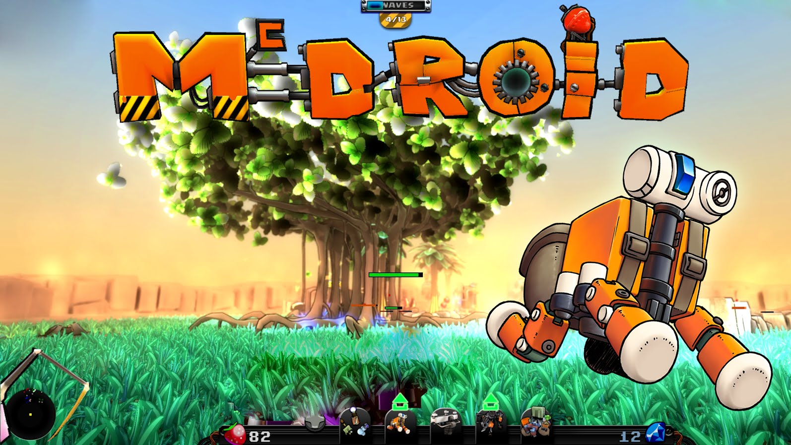 McDROID Cover