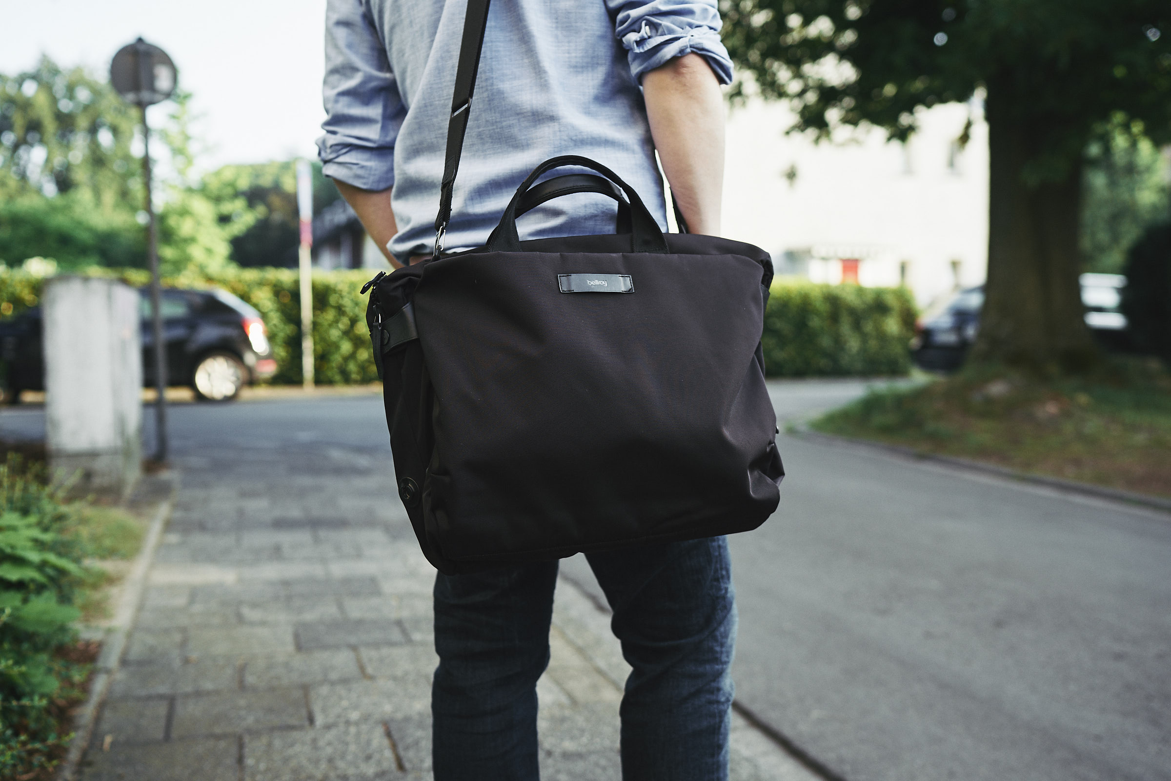 Bellroy Messenger Duo Work Bag